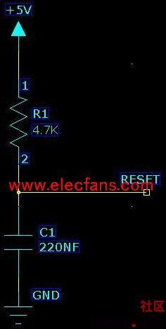 rc延时电路