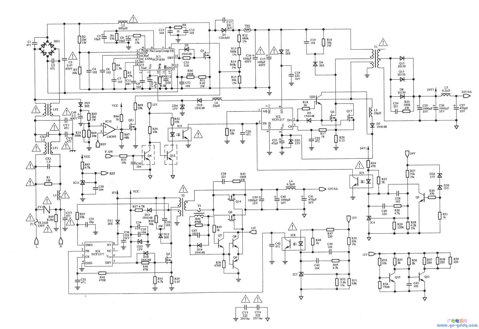 开关电源电路分析