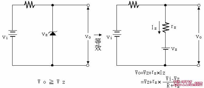 首页 技术资料 电路图 电源电路 稳压二极管在电路中的作用及工作原理