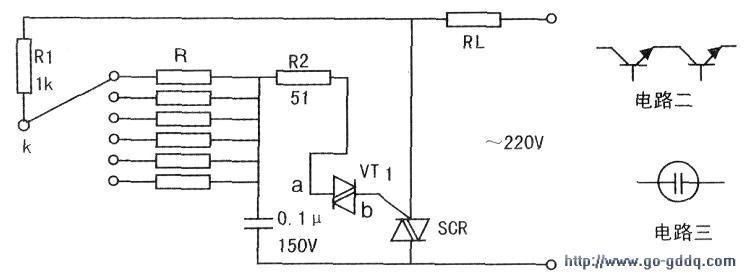 首页 技术资料 电路图 光电电路 家用电热毯控制开关的改进